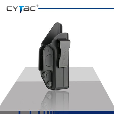 CYTAC Inside the Waistband Holster | Gun Concealed Carry IWB Holster | Fits GLOCK