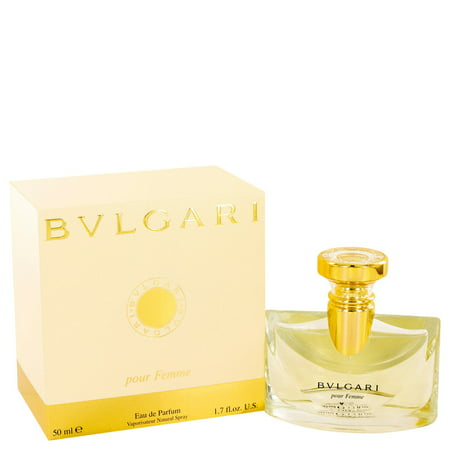 Bvlgari (Bulgari) Eau De Parfum Spray for Women 1.7 (Bulgari Woman)