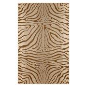 Liora Manne Import Co Terrace Zebra Indoor / Outdoor Rugs+D16