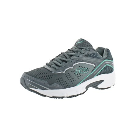 Fila Womens Memory Runtronic SR Breathable Contrast Trim Running Shoes ()