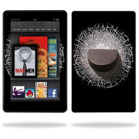 Mightyskins Protective Vinyl Skin Decal Cover for Amazon Kindle Fire 7