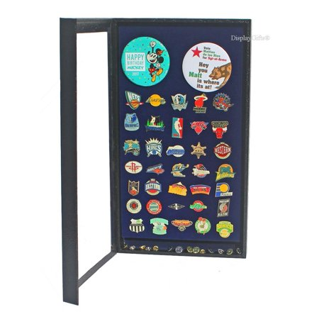 Pin Collector's Display Case Shadow Box-for Disney, Olympic, Political Campaign Pins, and - Halloween Disney Pins