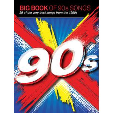 Big Book Of 90s Songs (PVG) - eBook