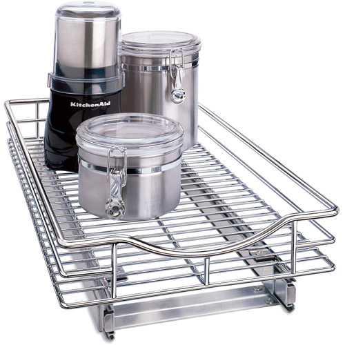 Lynk Roll-Out Drawer, Chrome