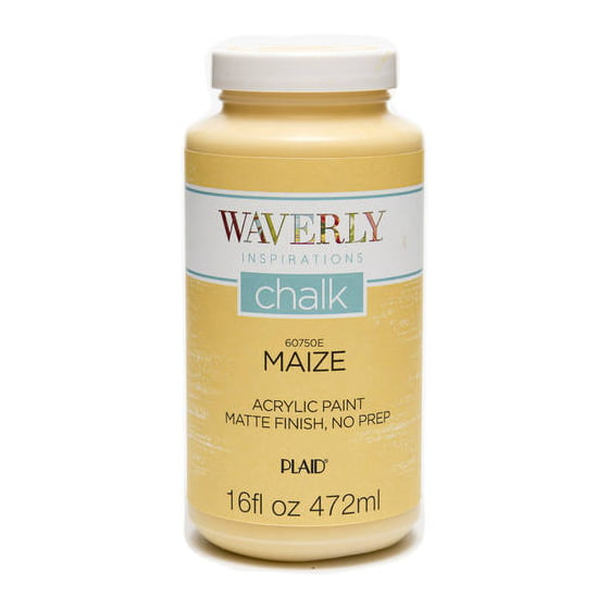 waverly inspirations matte chalk finish acrylic paint 16 oz