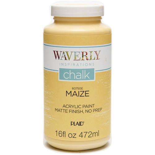Waverly Inspirations Matte Chalk Finish Acrylic Paint, 16 oz