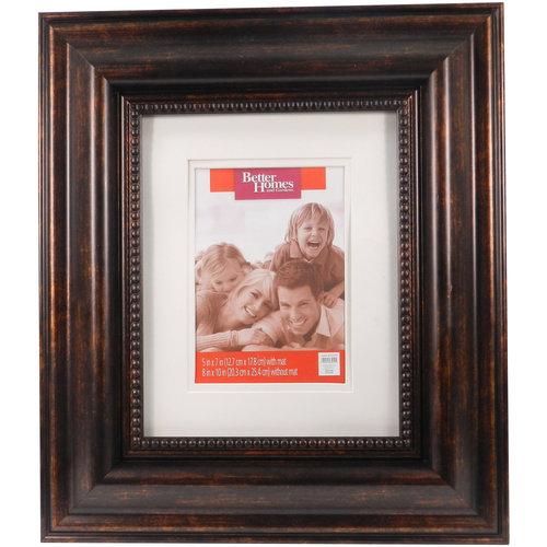 """Better Homes and Gardens Bronze Trudo 5"""" x 7"""" Photo Frame"""