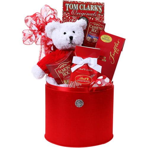 Alder Creek Valentine's Sparkle Candy Gift Set