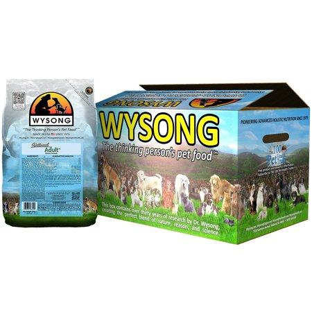 Wysong Fundamentals Canine/Feline Formula Dry Dog/Cat Food Four- 5 Pound