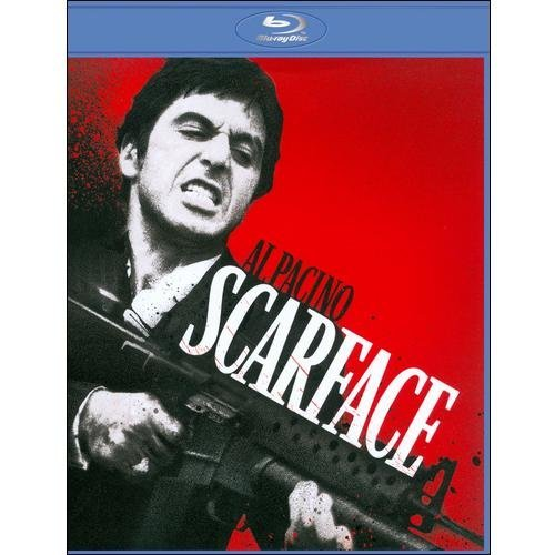Scarface (Blu-ray) (With INSTAWATCH) (With INSTAWATCH) (Widescreen)