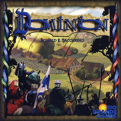 Dominion Game by Rio Grande Games