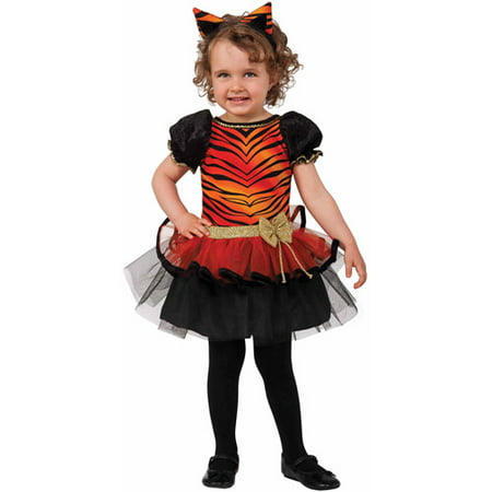 Tiger Toddler Halloween Dress Up / Role Play Costume