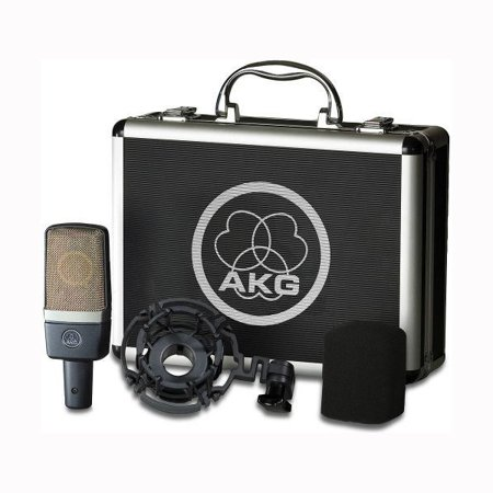 AKG C 214 C214 Studio Cardioid Condenser