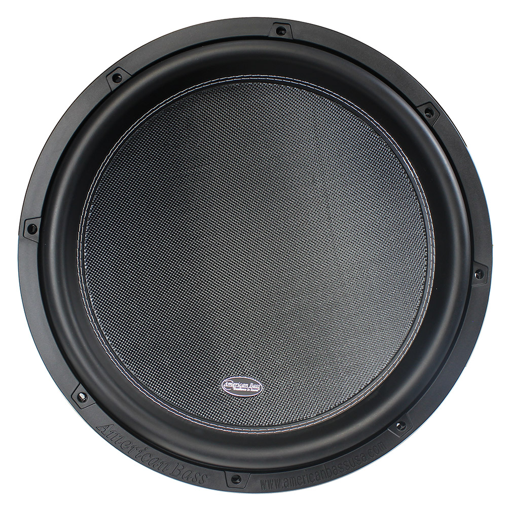 "American Bass XR15D4 15"" 3000 Watts Dual 4 Ohm 3"" Voice Coil"