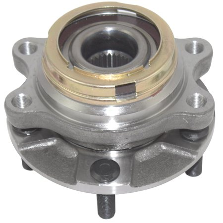 Front Wheel Hub Bearing Assembly Replacement for Nissan 2.5L 40202-JA010 HA590250 513294