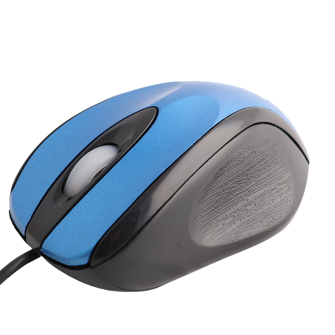 Unique Bargains Blue 800DPI USB Optical  Wired Gaming Mouse for Notebook Laptop PC