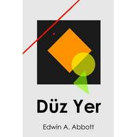 Düz Yer: Flatland, Azerbaijani edition (Paperback)