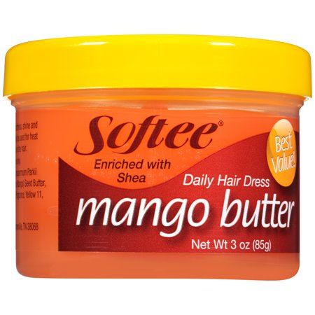 how to make mango butter for hair