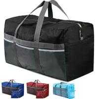 85baaa38ba Product Image REDCAMP Extra Large 31'' Duffle Bag 96L Blue Lightweight,  Waterproof Travel Duffel Bag