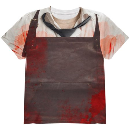 Halloween Chainsaw Sound Effects (Halloween Chainsaw Massacre All Over Youth T)