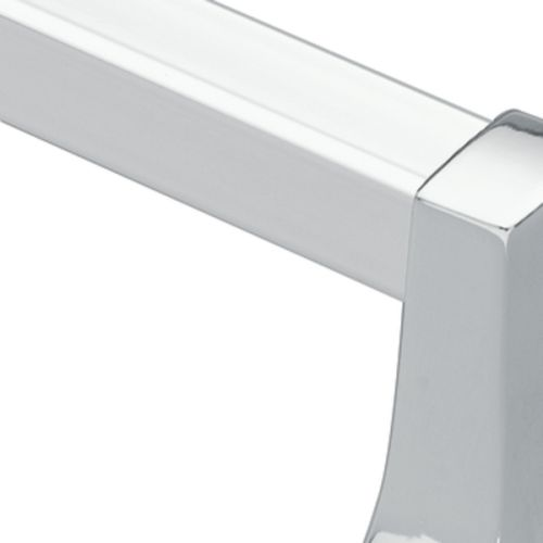 "Moen 23430 30"" Towel Bar Only from the Donner Stainless Steel Collection by Moen"