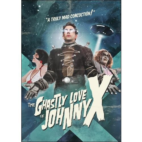 Ghastly Love Of Johnny X (Widescreen)
