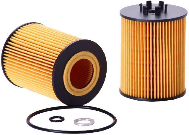 Synthetic Oil Filter for 2002-2005 BMW 745Li with 4.4L Engine 10k Mile