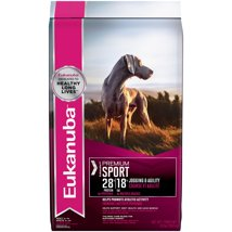 Dog Food: Eukanuba Premium Sport
