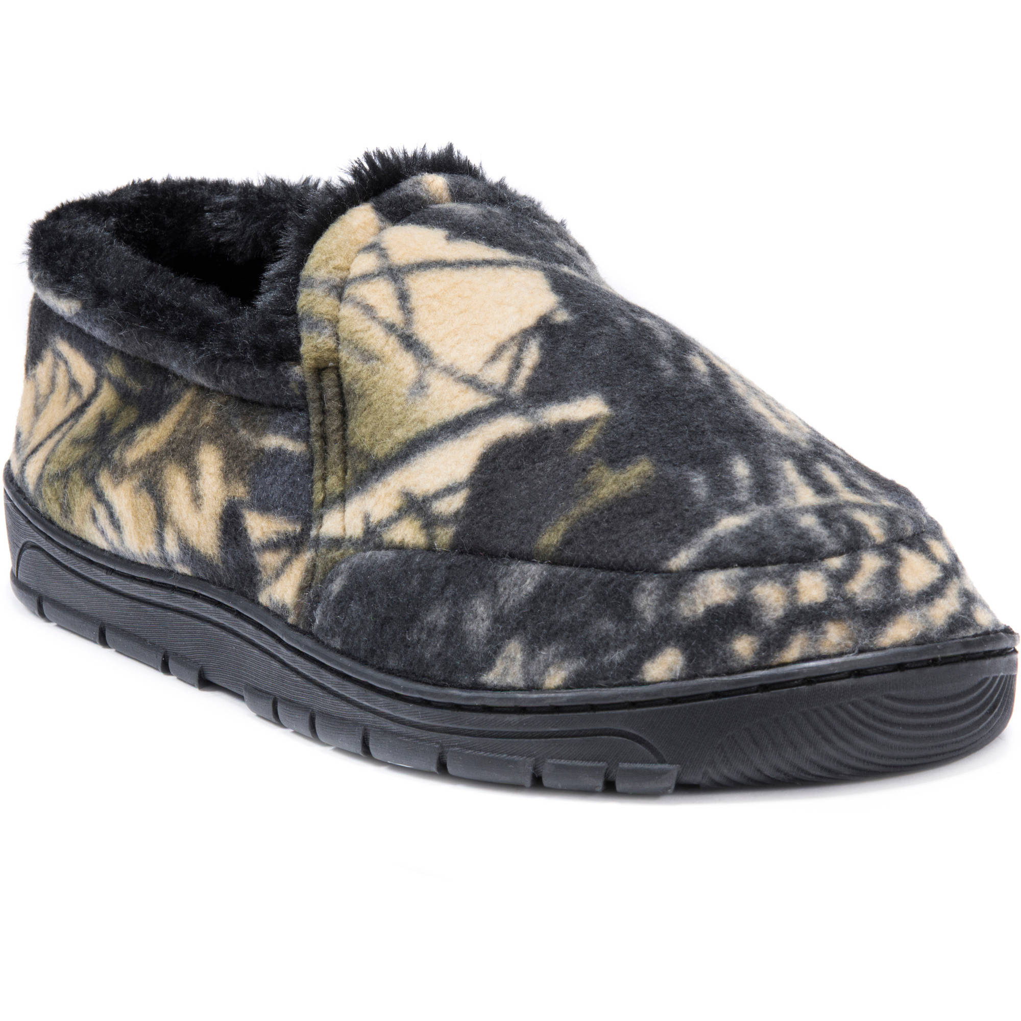 Men's Camouflage Espadrille Slipper