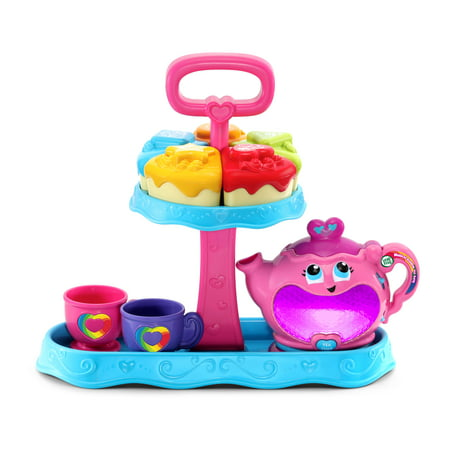 Musical Rainbow Tea Party (Girls Tea Party)