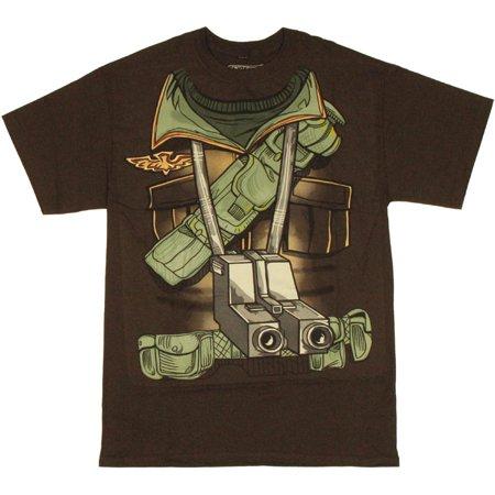 GI Joe Duke T Shirt (Did Duke Die In Gi Joe 2)