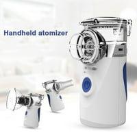 Mancro Portable Mini Vaporizers Machine Handheld Cool Mist Inhaler Kits for Adults Kids