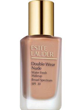Estee Lauder Double Wear Nude Water Fresh Makeup, [3C2] Pebble 1 oz