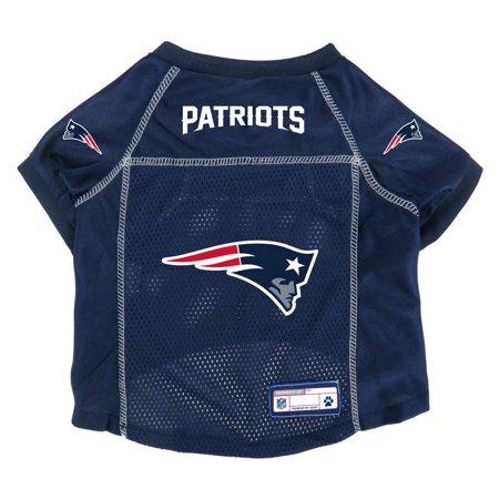 0d2e73188 New England Patriots Pet Jersey Size XS - Walmart.com
