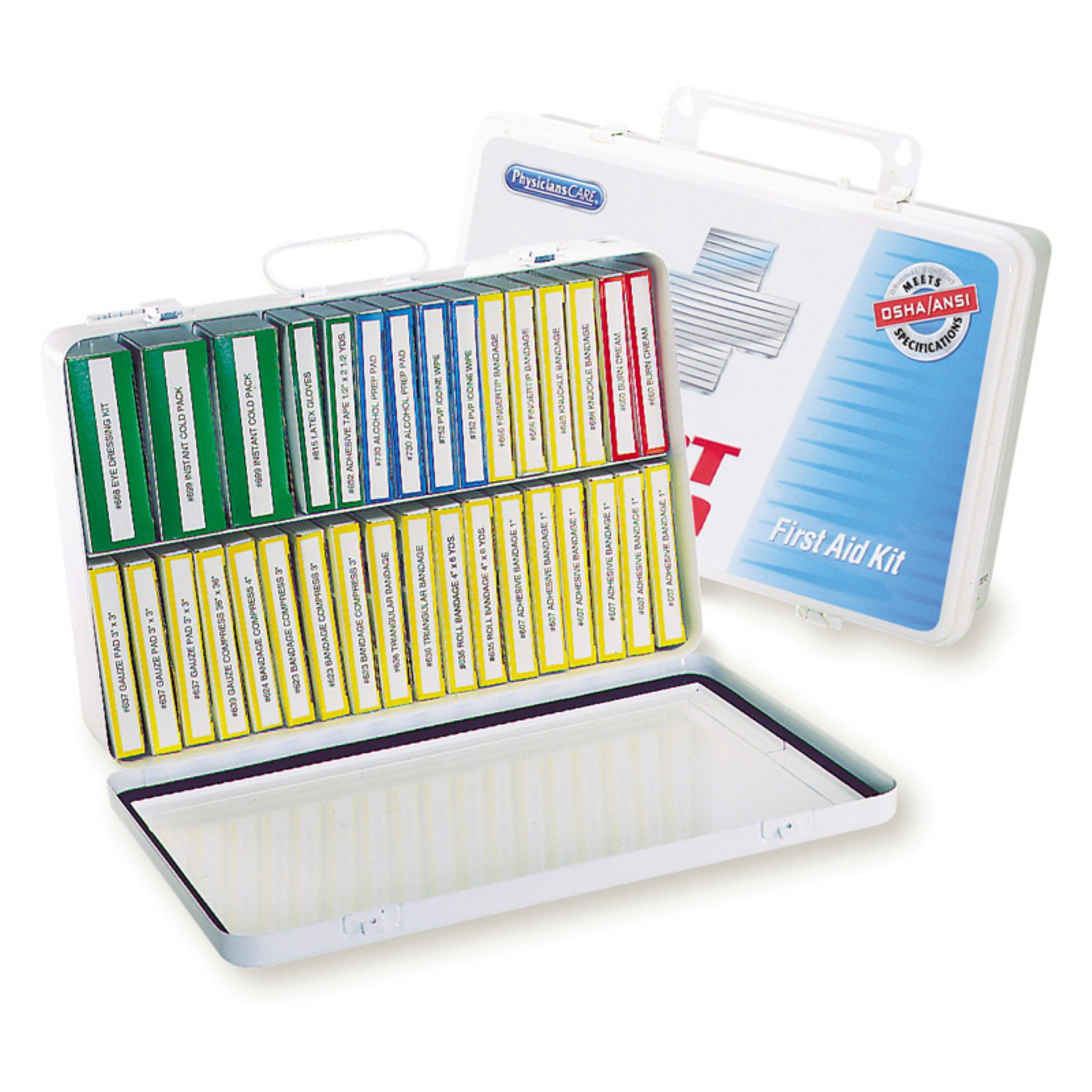 Physicians Care 36 Unit First Aid Kit