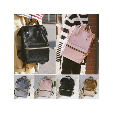 Meigar Women Girl School Backpack Travel Velvet Rucksack Shoulder Bag Fashion Gift for her, Valentines Day Special Offer
