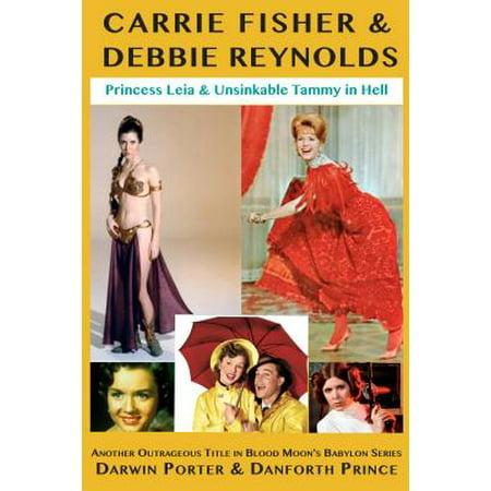 Carrie Fisher & Debbie Reynolds (Debbie Reynolds Halloween)