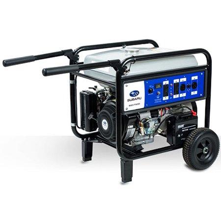 Subaru Rgr75023020 Sgx7500e 7 500 Watt Commercial Portable Generator  Carb