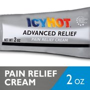 Icy Hot Advanced Pain Relief Cream, 2 Ounces, Max Strength