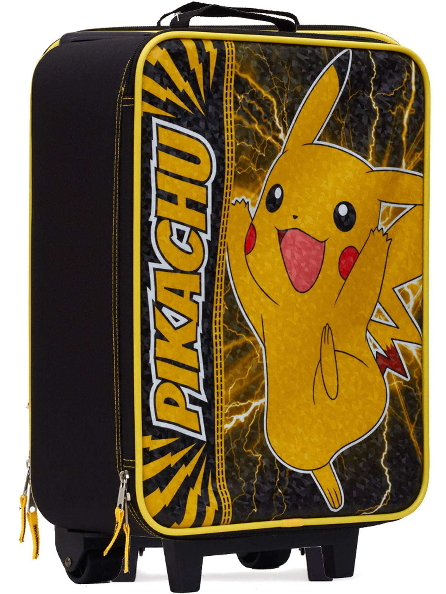 New Arrive Pokemon House Party Blue Pokeball Pilot Case//Luggage