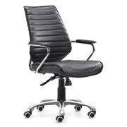 Enterprise Low Back Office Chair Multiple Colors