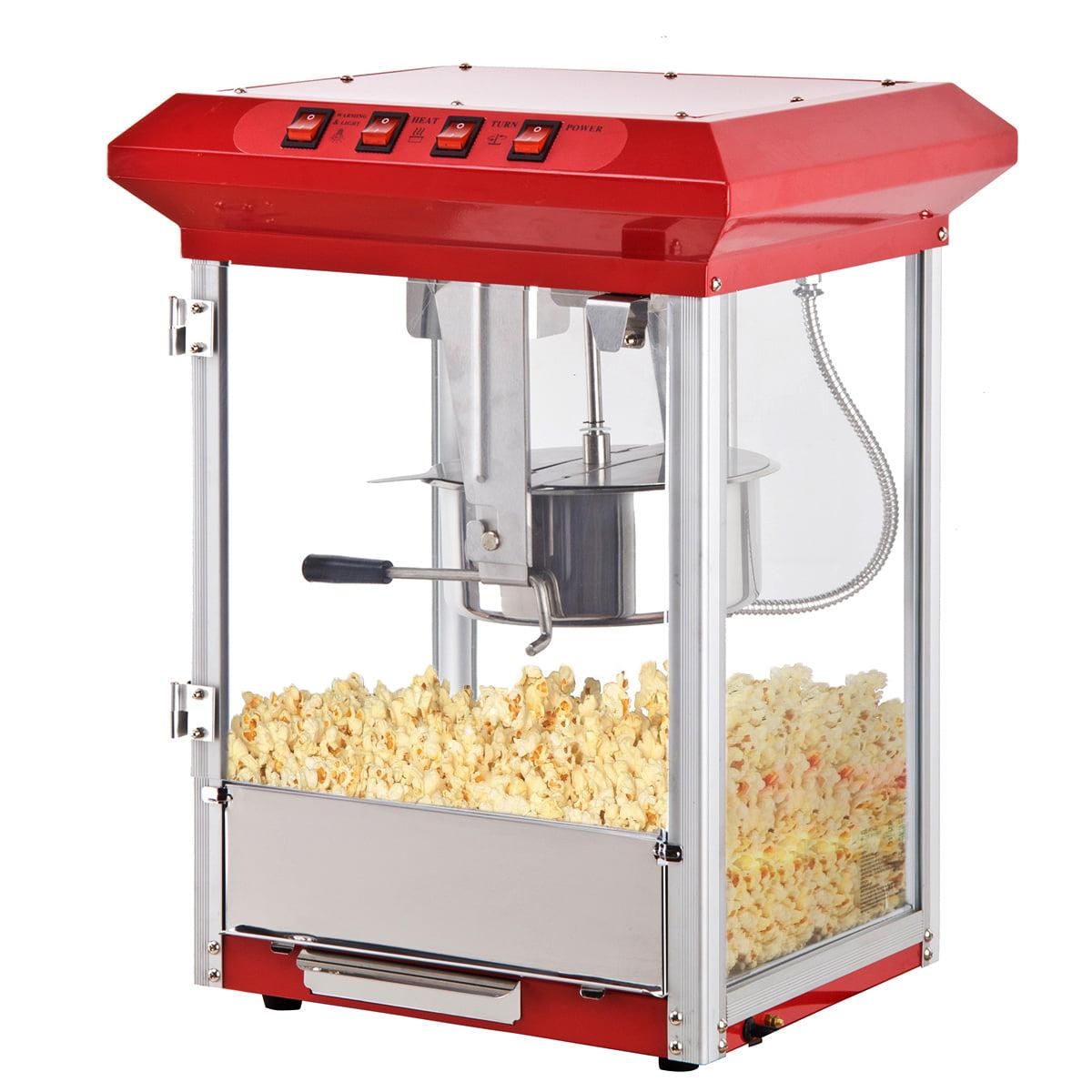 popcorn machine supplies walmart