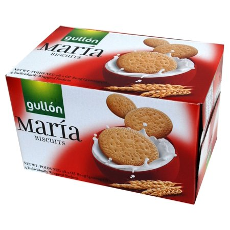 Gullon Maria Biscuits 28.2 Oz 800g Box Pack from Spain