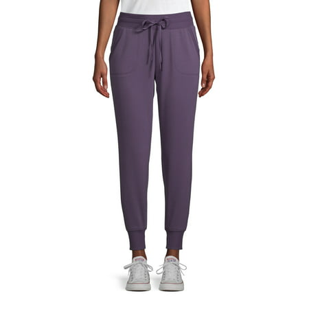 Athletic Works Women's Athleisure Soft Jogger Pants