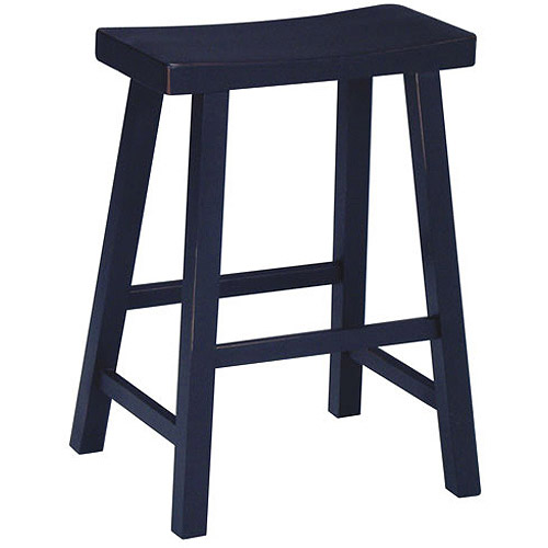 "Saddle Seat Stool 29"", Multiple Finishes"