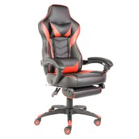 Racing Office Sports Foldable Chair Ergonomic High Back Recliner Computer Desk Play Gaming Chair