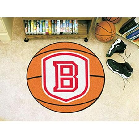 Wholesale FanMats Bradley University Basketball Mat 26 diameter, [Collegiate, Other Colleges] - Baskets Wholesale