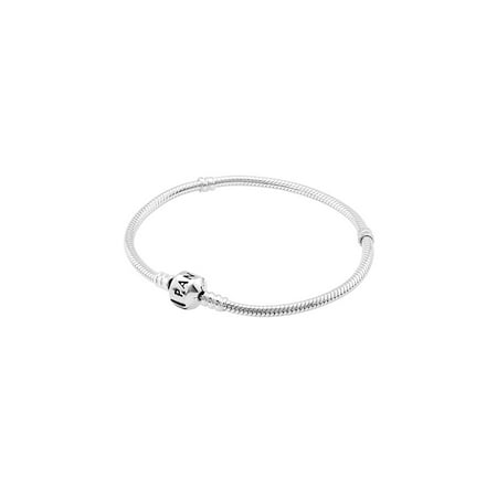 Authentic Starter Clasp Bracelet 925 Sterling Silver 23 (CM) -