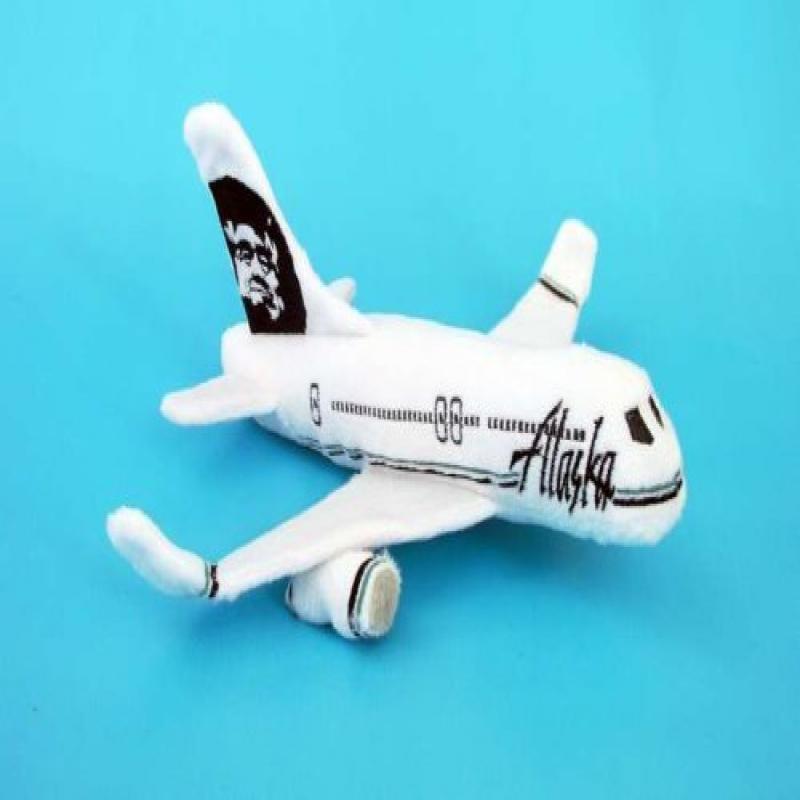 Alaska Plush Toy W/SOUND