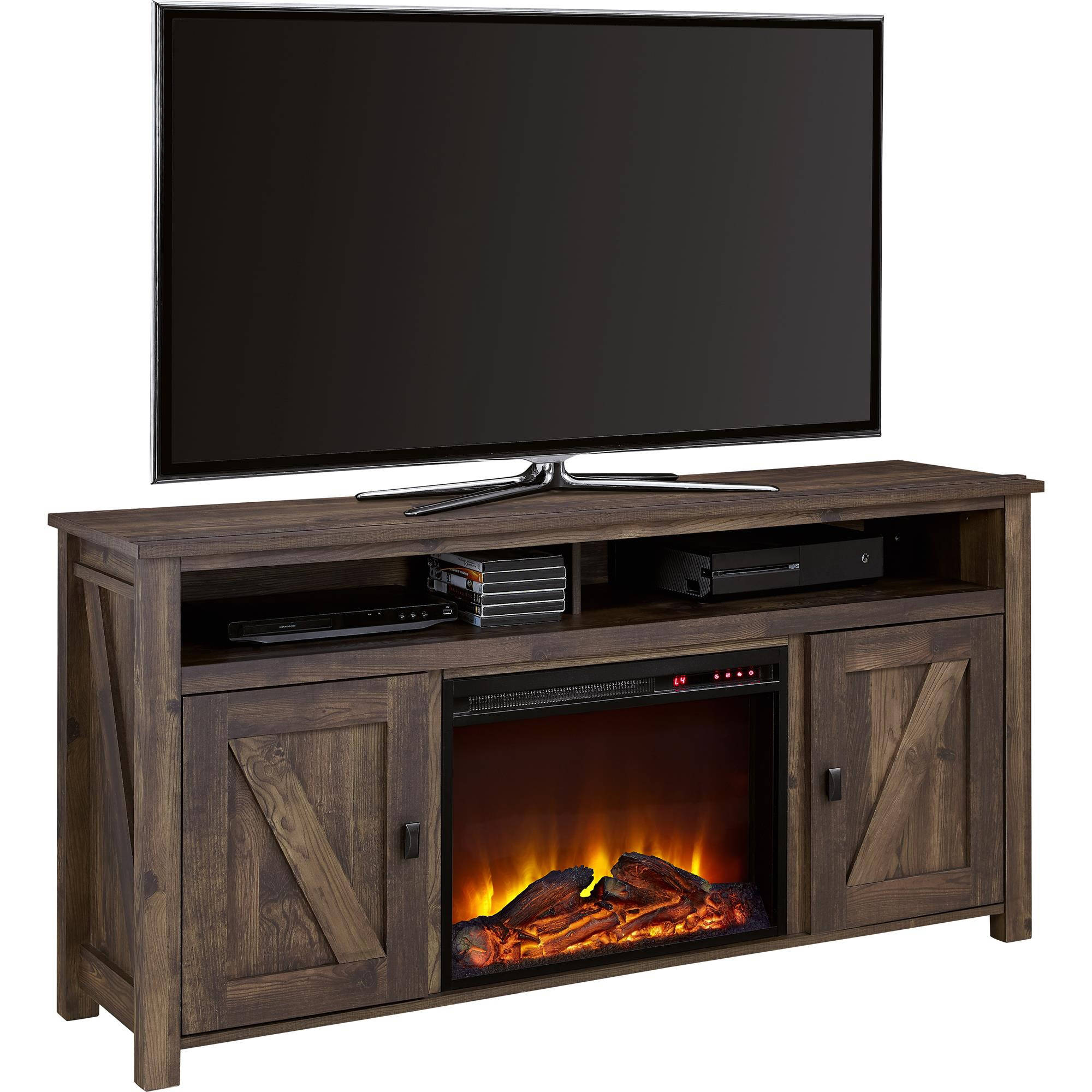 for tv's  . fireplace tv stands  walmartcom